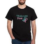 TEALkled Pink Dark T-Shirt
