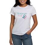 TEALkled Pink Women's T-Shirt