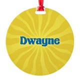 Dwayne Sunburst Ornament