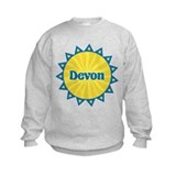 Devon Sunburst Sweatshirt