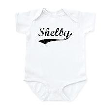 Vintage: Shelby Infant Bodysuit