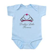 Daddys Little Princess Infant Bodysuit