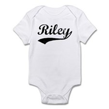 Vintage: Riley Infant Bodysuit