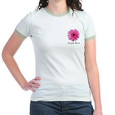 Single Mum Flower Shirt
