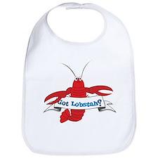 Got Lobstah Bib