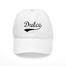 Vintage: Dulce Baseball Cap