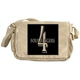 Southbay's #1 Classic Rock Band Messenger Bag