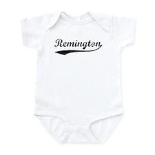 Vintage: Remington Infant Bodysuit