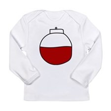 Fishing Bobber Long Sleeve Infant T-Shirt
