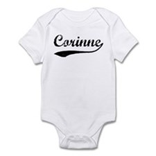 Vintage: Corinne Infant Bodysuit