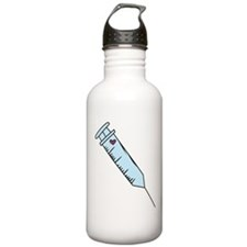 Syringe Water Bottle