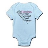 Protect Yourself Onesie
