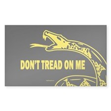 Classic Gadsden - Zoomed Decal