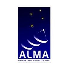 ALMA Decal