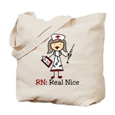 Real Nice Tote Bag