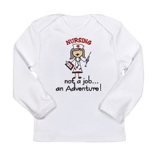 An Adventure Long Sleeve Infant T-Shirt