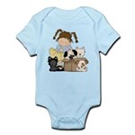 Puppy Dog Friends Infant Bodysuit