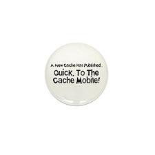 Cache Mobile Mini Button (10 pack)