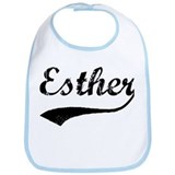 Vintage: Esther Bib