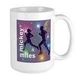 Mickey Miles Logo Coffee Mug