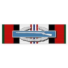 CIB Afghanistan Bumper Sticker