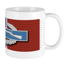 CIB Bronze Star Mug