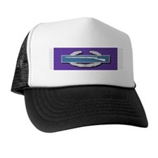 Cib Purple Heart Trucker Hat