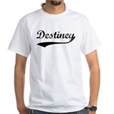 Vintage: Destiney Shirt