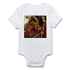 Martyrdom of the Ten Thousand Infant Bodysuit