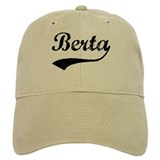 Vintage: Berta Baseball Cap