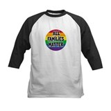Rainbow all families matter Tee