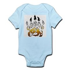 Bear pride claw Infant Bodysuit