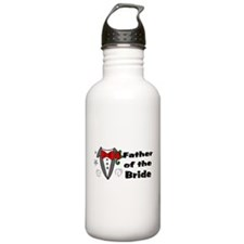 Father Of Bride Water Bottle