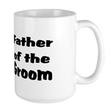 Father Of Groom Mug