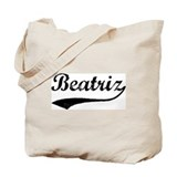 Vintage: Beatriz Tote Bag