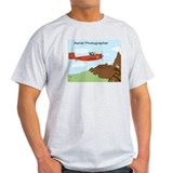 Unique Aviation cartoon T-Shirt