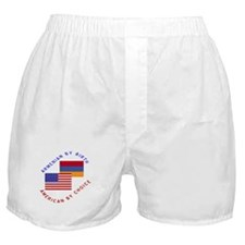 Armenia Birth American Choice Boxer Shorts