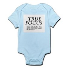 True Focus Infant Bodysuit