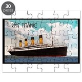 Titanic Jigsaw Puzzle