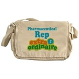 Pharmaceutical Rep Extraordinaire Messenger Bag