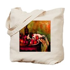Still Life Cezanne 1895 Tote Bag