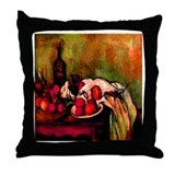 Still Life Cezanne 1895 Throw Pillow