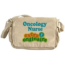 Oncology Nurse Extraordinaire Messenger Bag