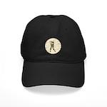 Golfer Black Cap