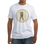 Golfer Fitted T-Shirt