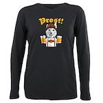 Golfer Organic Kids T-Shirt (dark)