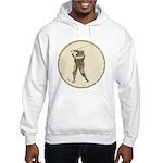 Golfer Hooded Sweatshirt