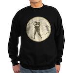 Golfer Sweatshirt (dark)