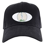 Tennis Player, Vintage Black Cap