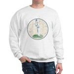Tennis Player, Vintage Sweatshirt